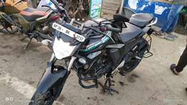 Yamaha Fzs bike good condition