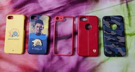iPhone 7 Back Cases (6 Pieces)