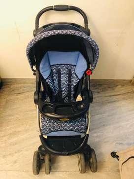 Graco super sturdy baby stroller