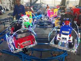 wahana mainan odong odong BBC mainan eskavator mini UL