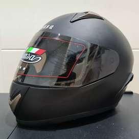Helm Balap Anti Gores Standar SNI.Racing