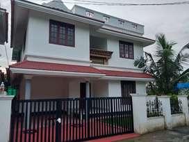 4.8 cent 1800 sqft 3 bhk new build house at aluva near kadungallur