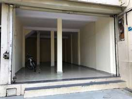 Prime location Showroom on Annpurna main road at negotiable price.