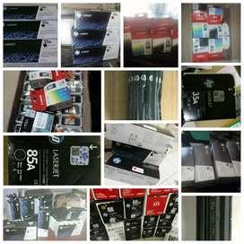 Di beli harga tinggi tinta catridge, toner, printer, laptop di medan