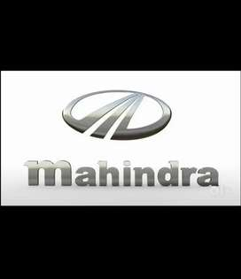 Job requirement in Mahindra company fresher can apply