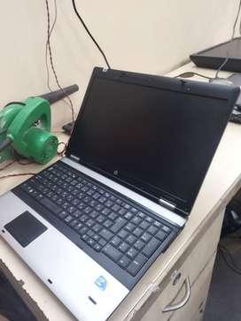 HP 6550 ,I5 PROCESSSOR,1ST GENARATION, 4 GB RAM,320 GBHDD