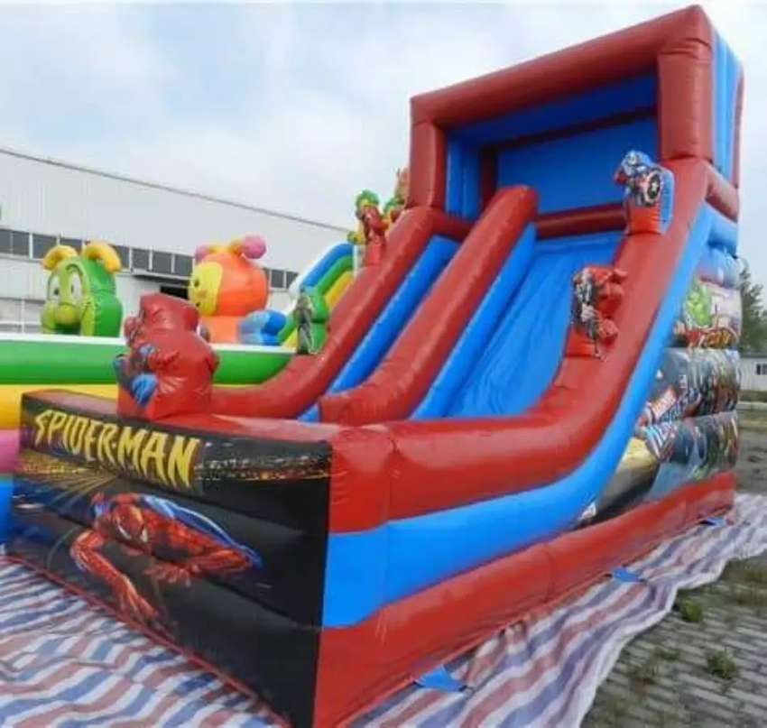 JUMPING CASTLES AND SLIDES AVAILABLE 0