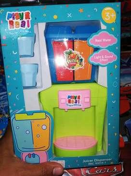 mainan anak dispenser baru free batre