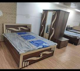 Branded bedroom set combo available