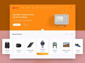 Get E-commerce Website for your business