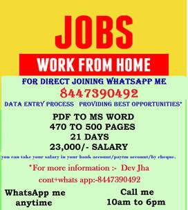 Seats vacant for urgent requirement. One call to get best opportunity.