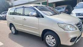 Toyota Kijang Innova G Bensin 2014/2015 PajakOn 1th Km13rb/th Orisinil
