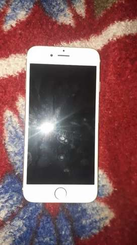 iPhone 6S mobile is Good Condition