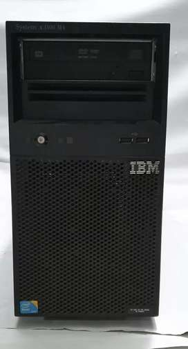 School computer lab IBM server and thin clients at low prices