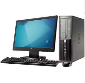 HP branded Core i5 workstation server