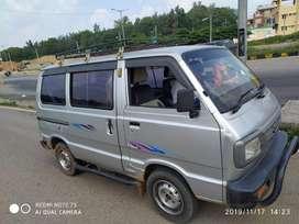 Maruti Suzuki Omni 5 STR BS-III, 2007, LPG