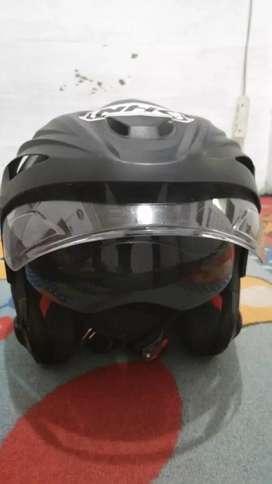 NHK (Double visor)