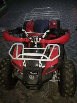 Motor ATV 125CC Hunter 4 tak