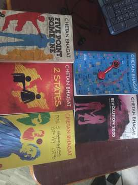 Chetan bhagat novels for sale