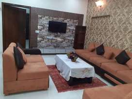 10 Marla Fully Furnished Luxury Upper Portion For Rent in Bahria Town