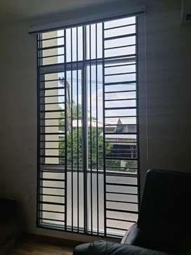 Jerjak jendela besi minimalis & classic