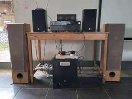YAMAHA Home Theatre Sound System