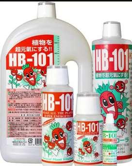 HB-101 natural plan vertilizer