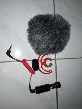 Jual mic Rode video micro original masih bagus