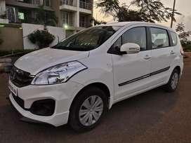 Maruti Suzuki Ertiga Vxi ABS, 2018, CNG & Hybrids
