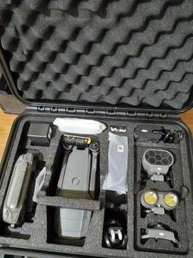 Drone DJI Mavic 2 Enterprise Dual Thermal+Mavic fly more kit+hp A20