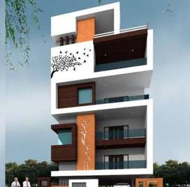 Well maintained 2BHK East Facing Flat for Sale for Akkayyapalem