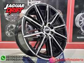 Velg Mobil HSR Murah R17 BALIGE Ring 17 Lebar 7,5 For Xennia Brio Jazz