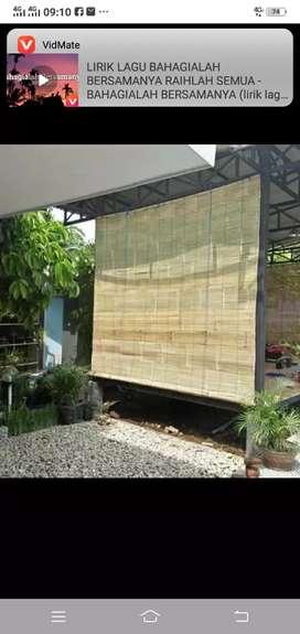 Mumer tirai bambu