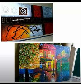 Make your home living place with beautiful art Paintings