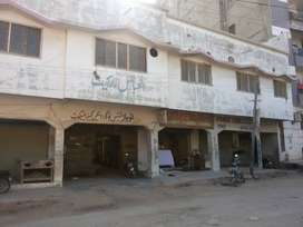 Bybirth Commercial Plot for Sale North Nazimabad