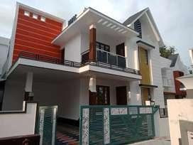 4.cent 1650 sqft 3 bhk new build posh house at kakkanad near thevakkal