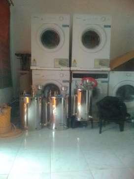 alat laondry,mesin pengering