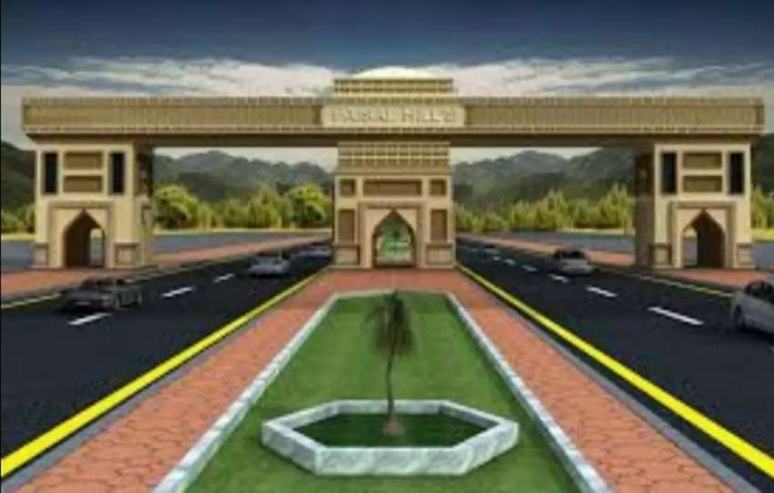 30x60 Plot available in Block A Faisal Hills. 0