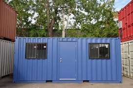 Container Office/ Container Cafe