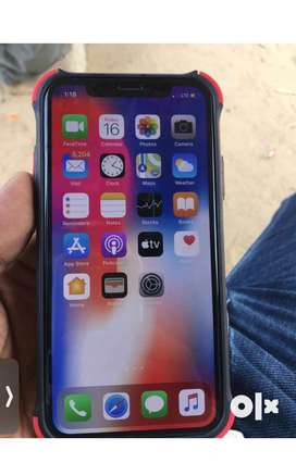 Iphone x in new condition