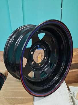 Brand new off road steel rim