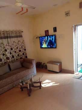 2 BHK fully furnished flat for rent at Gandhi Nagar.