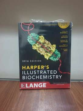HARPER'S ILLUSTRATED BIOCHEMISTRY 30th Edition ORIGINAL