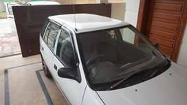 2005 Islamabad Registered Cultus for sale with Life Time Token