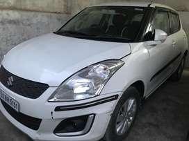 Maruti Suzuki Swift ZXi 1.2 BS-IV, 2014, Petrol