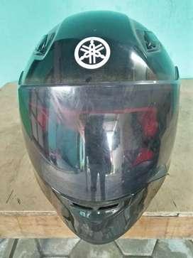 Helm Fullface Yamaha Vixion mulus