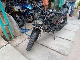 Motor Custom CB 150r 2014, Murah bukan Murahan !
