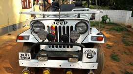 Modified Jeep,all papers clear,new insurance,FC