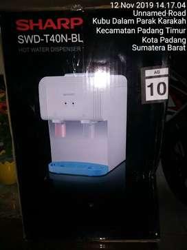 Jual cepat hot water dispenser Sharp