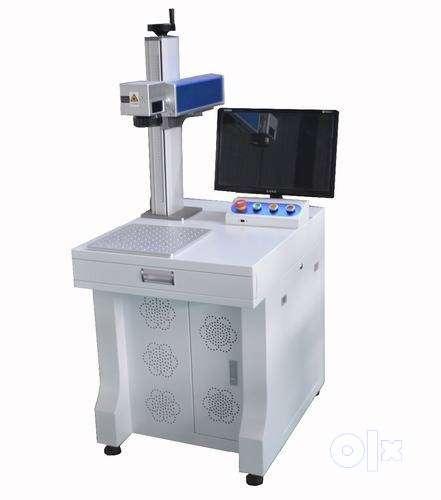 Fiber & Metal Laser Marking Machine